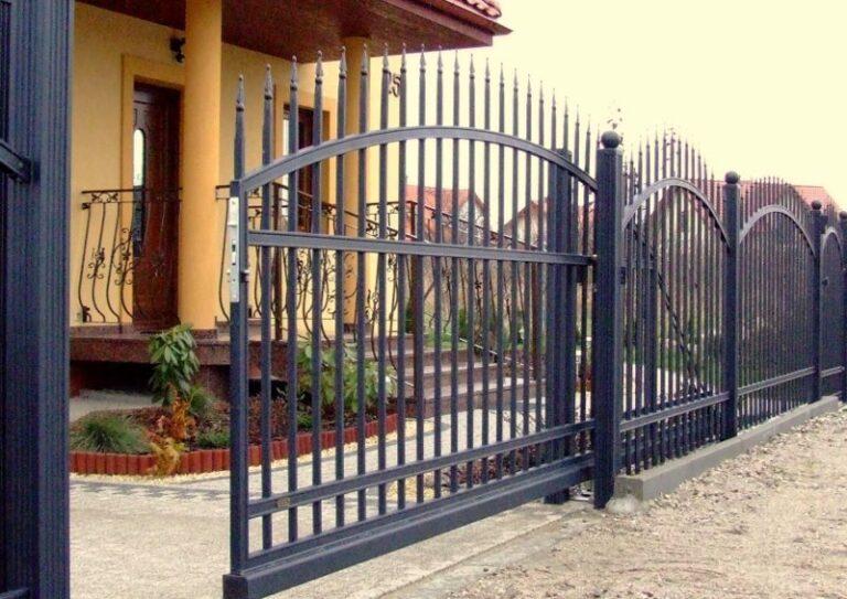 Привод откатных ворот: какой выбрать